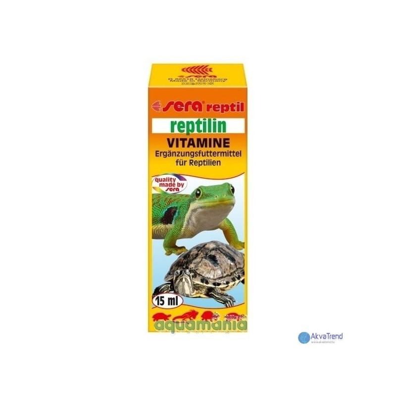 Sera Reptilin hüllő vitamin