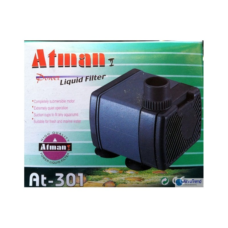 Atman AT-301 vĂ­zpumpa