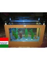 Akvatrend Dohányzóasztal akvárium 400 literes