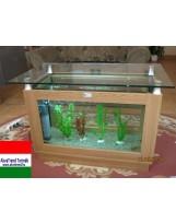 Akvatrend Dohányzóasztal akvárium 160 literes