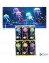 Medúza lebegő akvárium dekoráció (kicsi)